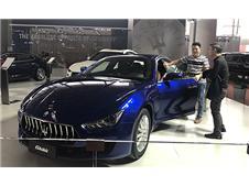意式优雅 绽放星城 玛莎拉蒂亮相2019湖南汽车展览会