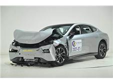 小鹏P7获C-NCAP五星评价,主动安全得分迄今纯电车型排名第一