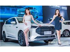捷途X70 PLUS诸葛版长沙上市 售价13.99万起