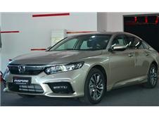 全新旗舰轿车东风本田INSPIRE长沙上市 售价18.28万起