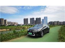 纯电都市豪华SUV 试驾体验雷克萨斯UX300e