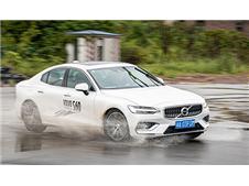 有颜有料 全攻全守!长沙赛道雨天试驾沃尔沃新款XC60